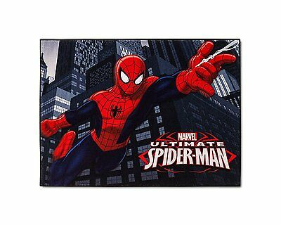 Spider-man Red Accent Rug 54 in. x 40 in