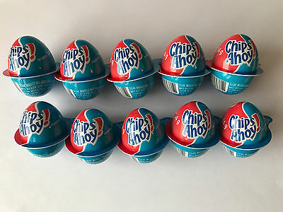 10x Chips Ahoy eggs! Limited edition. From Canada!