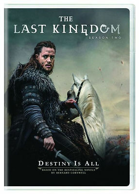 PRE ORDER: THE LAST KINGDOM: SEASON TWO - DVD - Region 1
