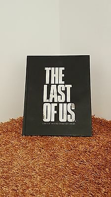 The Last of US Limited Edition Lösungsbuch