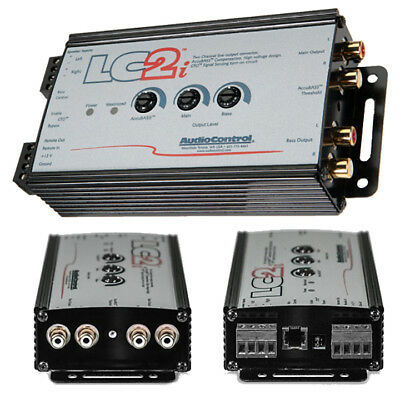 NEW AudioControl 2 Channel Line Output Converter 400Watts RMS LC2I