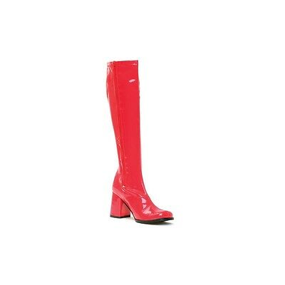Red Patent Gogo Boot Adult