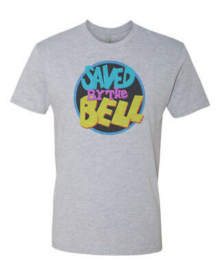 Saved By The Bell Custom Mens T-Shirt Tee S-3XL New-White