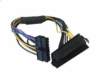11-inch 24-Pin to 18-Pin ATX Power Supply Adapter for HP Z420/Z620 Workstations