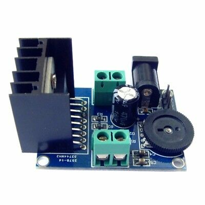 TDA7266 DC3-18V Stereo Audio Amplifier Power Amplifier Dual Channel AMP 2*7W