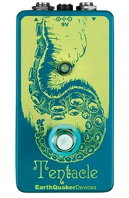 Earthquaker Tentacle Octave Up Pedal Effect