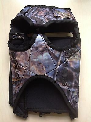 Browning Dirty Bird Dog Vest - Marshland Camouflage