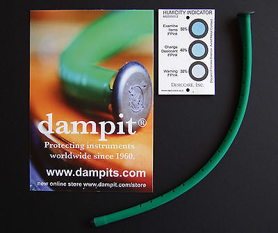 Dampit Violin Humidifier - Stops instrument damage in extreme climate conditions