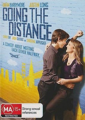 Going The Distance (DVD, 2011)  Brand new, Genuine & Sealed  - Free Postage D80