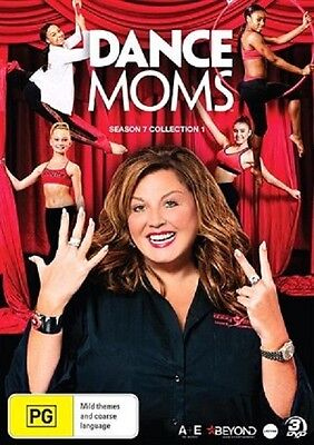 DANCE MOMS  SEASON 7 collection 1  -   DVD - UK Compatible ''in stock''