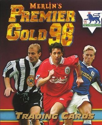 Merlin Premier Gold 1998 Complete Team Base Sets YOU CHOOSE! FREE UK P&P