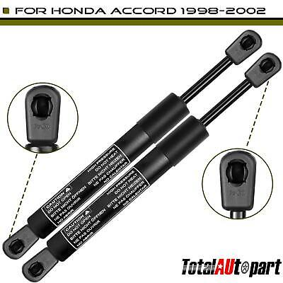 2x Hood Lift Support Shock Struts Springs Props for Honda Accord 1998-2002