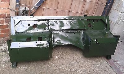Landrover series 3 light weight galv bulkhead