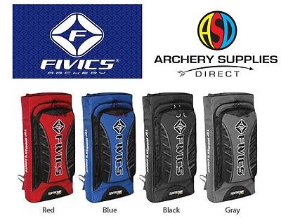 Fivics Recurve Archery Backpack Case Tentron K100 Choose your Colour