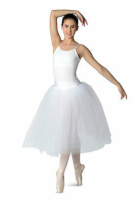 Tutu, Romantic Tutu by Danshuz, White, NEW with TAGS, Performance or Recital