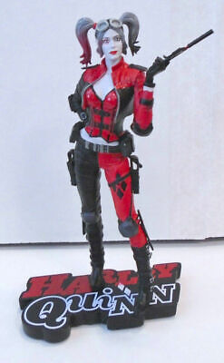 Harley Quinn Injustice 2 Statue (2017) DC Collectibles New