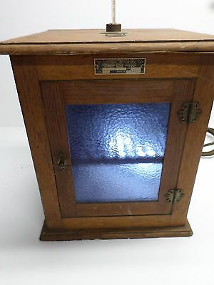 Antique DOCTOR'S OFFICE LABORATORY INCUBATOR - It WORKS !