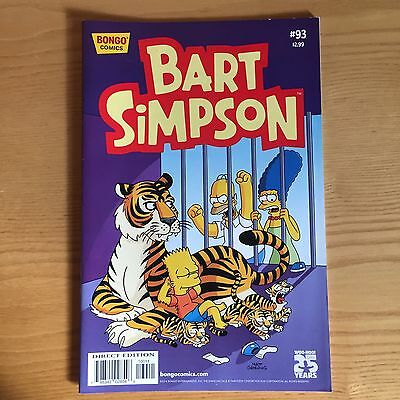 Comics Bart Simpson N° 93