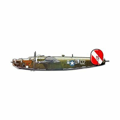 WW II Consolidated B-24 Liberator Vintage Aviation Metal Sign  SIG-0123