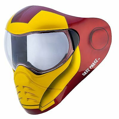 New Save Phace Marvel Avengers Series SUM2 Sports Utility Goggles Mask  Iron Man