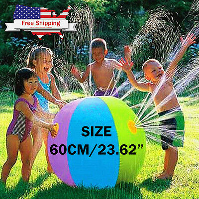 Fun Giant Water Ball Inflatable For Kid Toy Outdoor Beach Kid Summer Play Pool