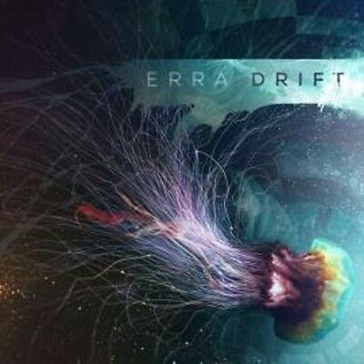 Erra - Drift - New Double Transparent Blue Vinyl LP - Pre Order - 19th May