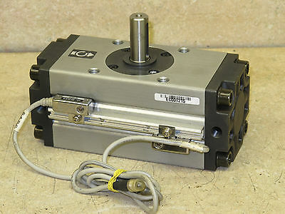Smc,  Rotary Actuator,  90 Degrees,  63 Mm Bore,  Ncra1Bs63-90C
