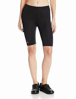 NEW Tommie Copper Women's Recovery Journey Smoothing Shorts Size XL/Black