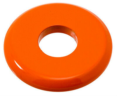 Billet Aluminium Push/Pull Switch Bezel Orange RACE SKI SPEED  BOAT  350 454