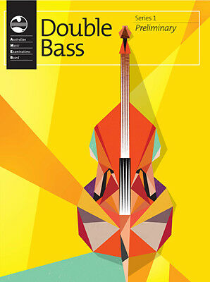 AMEB - Double Bass Series 1 Preliminary   1203053939  ****New