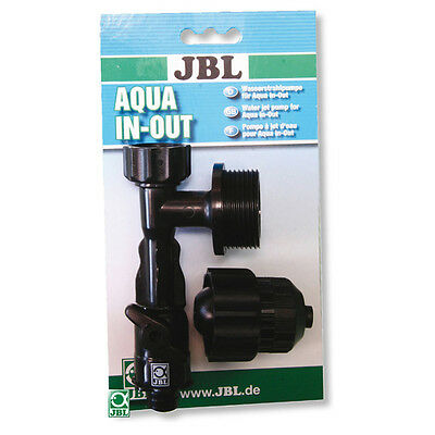 JBL Aqua In-Out Wasserstrahlpumpe, NEU