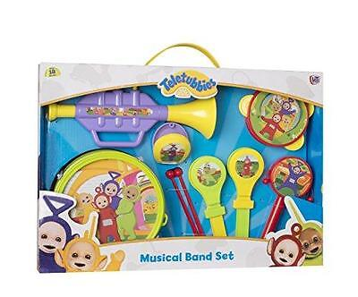 New Teletubbies Musical Band Set
