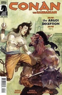 Conan the Barbarian #5