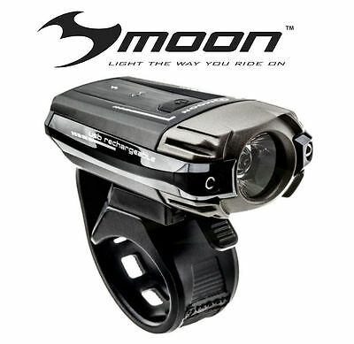Moon Meteor 250 Lumens Bicycle Light- Front Bike Lights