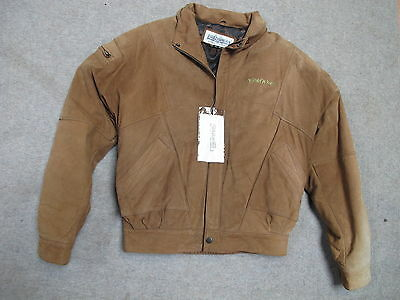 "Original Vintage Jacke Fieldsheer ""Gold Wing"" Motorcycle jacket Gr. 40/50 /1"