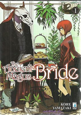 THE ANCIENT MAGUS BRIDE  n° 1 - Ed.STAR COMICS