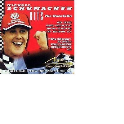 Michael Schumacher Hits - The Race Is On / Meat Loaf Journey Toto Europe Santana