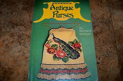 Identification/price Guide Book On Antique Purses