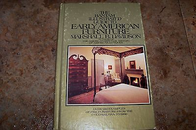 Identification/price Guide Book On Early American Furniture