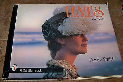Identification/price Guide Book On Hats