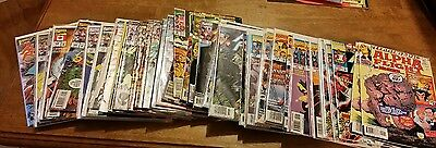 Alpha Flight Lot of 43 issues -1-10 13 14 18 4 limited series 7 8 10 14 18 24 +
