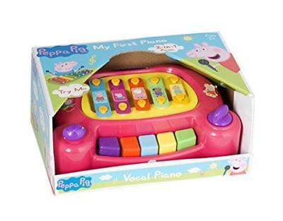 New Peppa Pig My First Piano