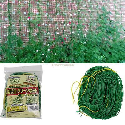 Plant Garden Trellis Net Plants Climbing Frame Fruit Tree Protect Anti Pest Weed