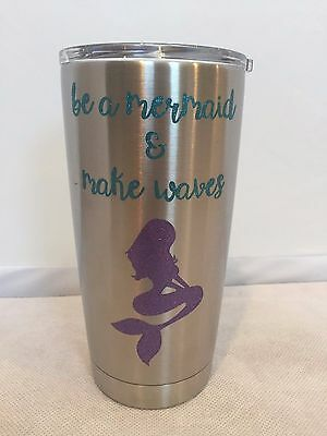 CUSTOM YETI 20 Oz  Rambler Insulated Travel Cup