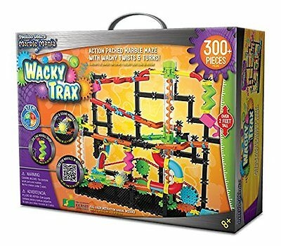 The Learning Journey Techno Gears Marble Mania Wacky Trax Building Kit