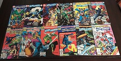 Blue Ribbon Comics Issues 1, 2, 3, 4, 5, 6, 7, 9, 10, 11, 12 and 13 - Lot of 12