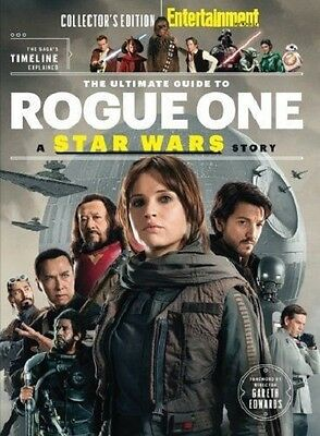 Entertainment Weekly COLLECTOR'S EDITION Ultimate Guide To Star Wars Rogue One