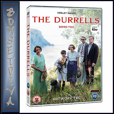 The Durrells - Complete Series 2   *Brand New Dvd**