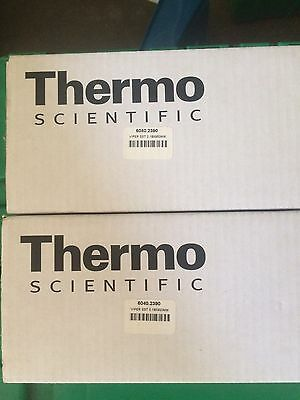 Lot of 2 Thermo Scientific 6040.2390 SST Viper 180µm x 950mm Capillary Fittings