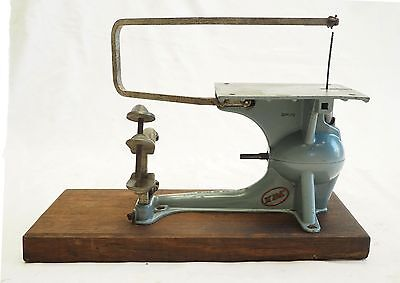 Vintage KBC Drill Powered Hobby Saw